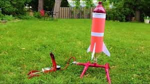 Best Parachute Design For Bottle Rocket How To Build A Water Pressure Rocket With A Parachute