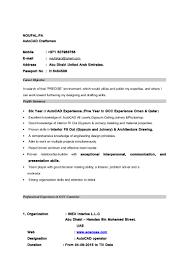 Autocad Drafter Resume Examples Draftsman Sample Pdf Format