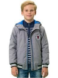 Gray Leo\u0026Lily Little Boys Coats \u0026 Jackets - Walmart.com