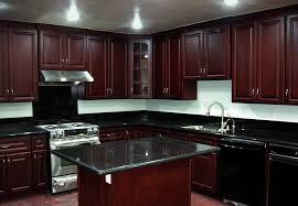 Dark Cabinets With Black Granite Countertops Centerfordemocracy Org