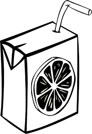 juice clipart black and white. Interesting Clipart With Juice Clipart Black And White A