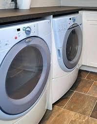 luxury washing machine in modern sofa inspiration with countertop