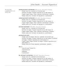 correct format of resumes proper resume layout proper resume format resume resume samples in