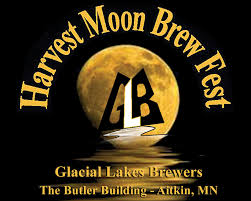 aitkin s 5th annual harvest moon brew fest returns with dozens of minnesota craft beer selections