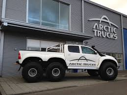 Building a 6x6 - Arctic Trucks Experience