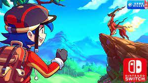TOP 8 Amazing Upcoming POKEMON LIKE Games For Nintendo Switch ( 2020 & 2021  ) - YouTube