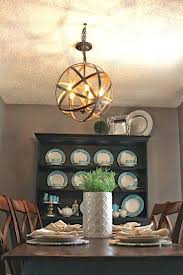 large metal orb berry let there be orb fabulous new world market orb chandelier up in