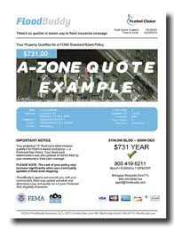 Fema Flood Insurance Quote Stunning FloodBuddy Dedicated To Making The Process Of Obtaining Your