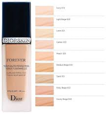 dior forever foundation for flawless skin tips at thedailydoll