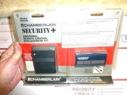 change battery chamberlain garage door opener remote stunning medium size of 1 2 hp chain security