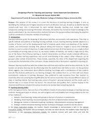 Pdf Biomedical Education Research Sampling A