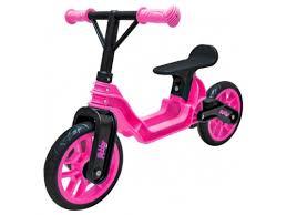 Купить <b>беговел RT Hobby bike</b> Magestic, розовый/черный по цене ...