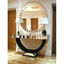 hall entryway tables small glass entryway table beautiful hall console table with mirror with interesting glass