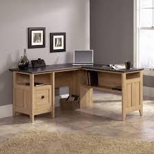 home office desk l shaped. Dover Oak L-Shaped Home Office Desk L Shaped C
