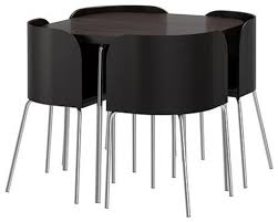 tiny kitchen table and chairs ikea round dining table and