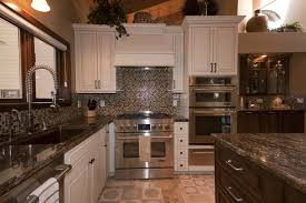 Renovating Kitchens Kitchen Kitchen Cabinet Finishes Remodel Rustic Brown Rustic