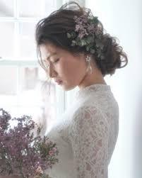 ドレスチェンジを華やかに花嫁ヘアは衣装に合わせたヘアスタイルで