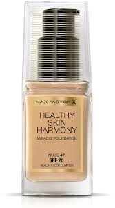 Max Factor <b>Тональная основа Healthy Skin</b> Harmony Miracle ...
