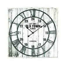 oversized white clock oversized white wall clock large contemporary wall clocks old town clock the old oversized white clock oversized white wall