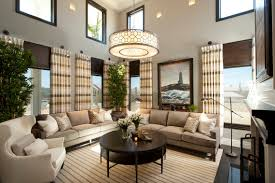 Luxury Living Room Hamptons Inspired Luxury Living Room Before And After