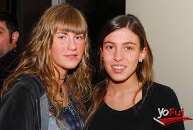YoFui.com: Rosario Muller, Elisa Muller en Desfile Luciano ...