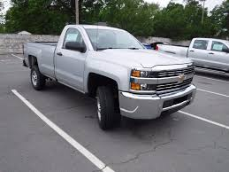 2017 New CHEVROLET Silverado 2500HD 4WD Reg Cab 133.6