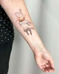 70 Cat Tattoos The Best Youll Ever See Tattoo Tetování Kočky
