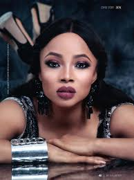 toke makinwa is the cover star of south africas essays of africa  toke makinwa essays magazine