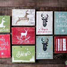Wooden Christmas Signs For Sale Fun For Christmas Halloween