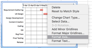 How To Change Chart Style To 42 How To Make A Gantt Chart In Excel Quickly Easily Workzone