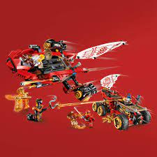 Mua Lego 70677 Ninjago Desert Sailor Vehicle, Action-packed Set with Snake  Queen, Master of Spinjitzu Playset trên Amazon Đức chính hãng 2021