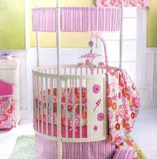 nursery room stunning round baby cribs designs wonderful round crib design ideas with round