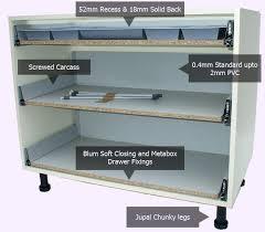 1 140 2 283 drawer blum softclosing