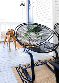 saving our patio chairs from a rusty future yellow brick home keep cats off furniture amazing how to outdoor