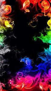colorful smoke wallpaper designs. Wonderful Designs COLORFUL FIRE FLAMES  IPHONE WALLPAPER BACKGROUND Intended Colorful Smoke Wallpaper Designs O
