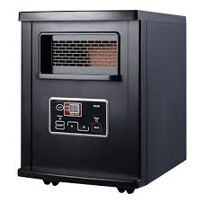 Portable Battery Powered Heater 1800 Sq Ft Electric Portable Infrared Quartz Space Heater Remote