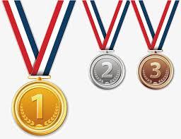 Resultado de imagen de medallas