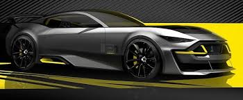 When we buy car, we will want to have car with best style. Next Gen Ford Mustang Rendered Shows Sleek Futuristic Design Autoevolution