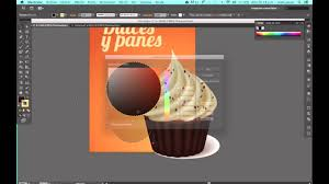 Como Diseñar Un Volante Creativo En A Adobe Illustrator