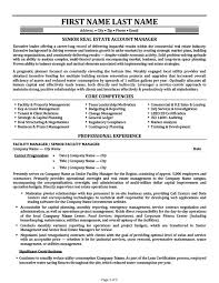 Account Manager Resume Custom Senior Real Estate Account Manager Resume Template Premium Resume