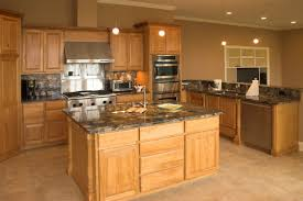 Of Granite Countertops In Kitchens Excellent Kitchen Ideas Of Granite Countertops From Showrooms