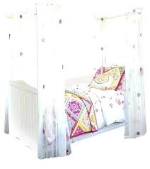 Child Canopy Beds Canopy Bed For Little Girl Best Beds Images On ...