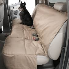 pet shield padded rear seat covers