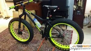 Ageng Arthur Fat Bike For Sale Mtb Hard Tails Singapore