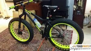 Ageng Arthur Fat Bike For Sale Mtb Hard Tails Singapore