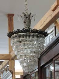 reclaimed lighting fixtures. Tiered Crystal Chandelier Reclaimed Lighting Fixtures S