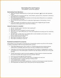 Examples Teen Resumes Resume Templates Latter Example Template