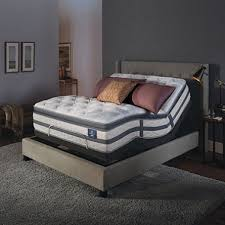 serta mattress perfect sleeper. Wonderful Mattress Serta Perfect Sleeper Luxury Hybrid Glenmoor Firm Pillow Top Mattress And  Motion Essentials Adjustable Foundation On