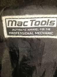 Mac Tools Apparel Mac Tools Mechanics Jacket For Sale In Highland Ca Offerup