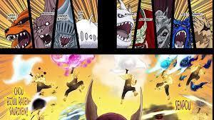 Kaguya VS Naruto, Sasuke, Kakashi and Sakura - Vidéo Dailymotion